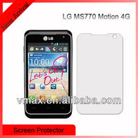 cell phone matte screen protector for LG MS770 Motion 4G