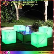 Plastic waterproof led ice cube lighting for wholesales