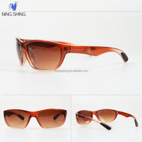 Small Factory For Sale No Logo Color Change Frame Disposable Sports Sunglasses