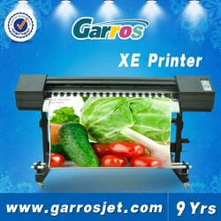 GARROS DX7 Printhead Eco Solvent Printer With Take Up System