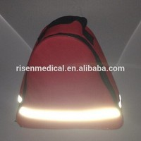 Emergency hearing aid kit