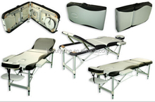Fold Portable Massage Table Salon Facial SPA Bed w/ Carry Bag With Pillow sex bed sex tables