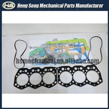 Used for diesel engine full head gasket kit CAT S6K