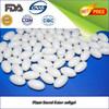 Plant sterol ester softgel for hypolipidemic effect
