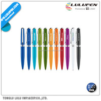 Brilliant Brass Ballpoint Promotional Pen (Lu-Q50192)