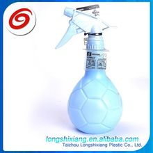2015 glass flower sprayer accessory,black plastic water gun,automatic pot flower watering
