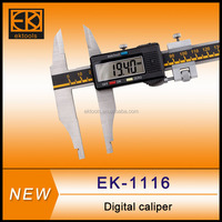 digital caliper with different measuring ranges