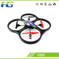 2015 New Large Scale WL V262 foam frame rc quadcopter toys 2.4G control 4ch 6 axis rc quadcopter toys for 3D Rotating