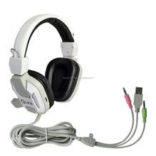 Stereo 7.1 Surround Pro USB Gaming Headset with Mic Headband Headphone
