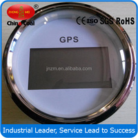 portable mini gps digital speedometer for motorcycle or bicycle