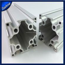 6060E-8 aluminium door and window system profiles