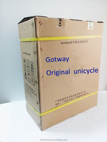 """factory price Gotway Electric unicycle box, off road balance one whee scooter 14"""" 18 inch battery 340wh bluetooth App"""