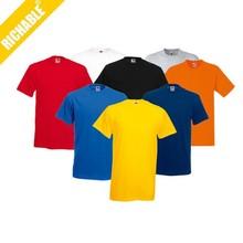 BSCI Hot Sales 2014 Custom Printing Logo Man Blank Cotton T-Shirts Printing Wholesale In China Factory