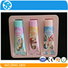 Recycled cosmetic packaging PS flocking material plastic blister tray