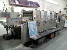 All printing machinery