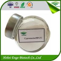 Professional supplier Systemic insecticide cyromazine 98%tc