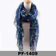 Women Long viscose Pashmina Stole Wrap cheap fabrics shawl scarf
