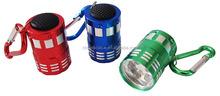 6 LED Aluminum Alloy Led Flashlight TD006