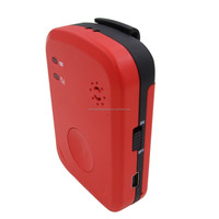 GPS+LBS+SOS Fall security alarm system Anti-falling emergency alarm for the eld care E911B