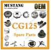 Spare parts for CG125 Honda motorcycle from Chongqing