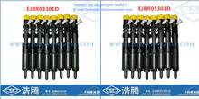 common rail injector connectors ejbr03301d fuel injector for Frontier 2.9 CRD Euro 3