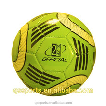 Laminated cheap replica soccer ball size 3, top quality for match and training