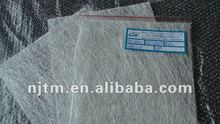 Fiberglass continuous filament mat for pultrusion and molding