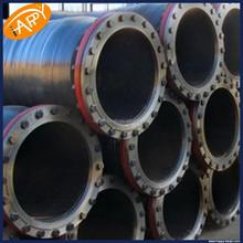 """smooth/cloth cover 2"""" inside diameter rubber hose"""