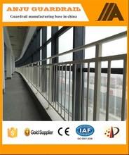 Free sample ! 2015 hot sale of simple design of balcony railings YT-014