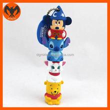 Novelty custom design plastic figurine wholesale