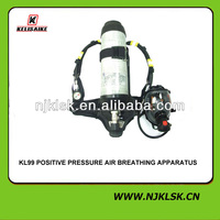 Fire Fighting Safety Sets Positive Pressure Breathing Apparatus
