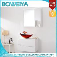China Wholesale Decorated Indoor Bathroom Corner Cabinet White