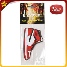 Advertising Cheap Air Jordan Customized Hanging Car Air Freshner