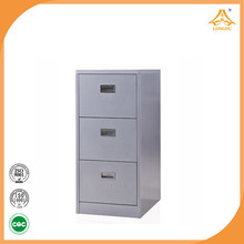high quality and low price cabinet vertical three drawers kitchen cabinet metal drawers filing cabinet commercial furniture