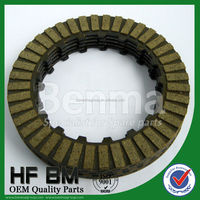 Motorcycle Clutch Disc Plate CD70 for Honda 100cc, QM100/DK100/JH70/C70 for Pakistan Motorcycle Parts