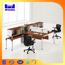 Hot sale 2 person office desk office workstation