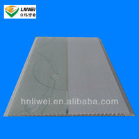 PVC ceiling panel for interior ceiling paneling as building materials