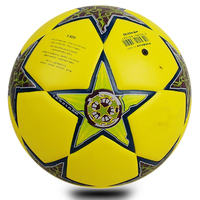 Super quality YONO-0005 Laminated 2.5mm PU soccer ball with best price