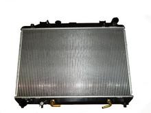 brazed aluminum-plastic car radiator for toyota NOAH C/TAPA