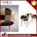 Madeira de faia perna durabilidade eames cadeira de jantar réplica, Barato eames cadeira