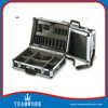 Black Aluminum ABS Tool Case