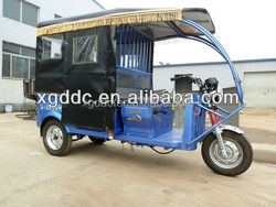 battery powered rickshaw tricycle