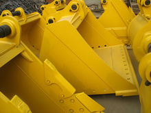 OEM service high standard 1800 width mud bucket without bucket tooth