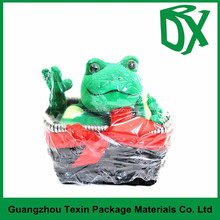 high quality packing pof shrink film for toys,garments and foods