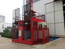 SC200/200 Double Cage Construction Elevator names of construction tools