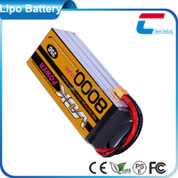 Shenzhen CXJ Top Battery 8000mAh 25c battery manage systerm UAV battery 11.1v rechargeable long life
