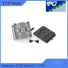 Two Cavities Plastic Injection Mould Design