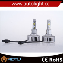 New Car LED Headlight High Low Beam High Power White 3800Lm 40W H4 led headlight bulb