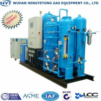 PSA Oxygen Generator with Cylinders Filling Station