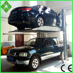 Hydraulic elevator car home smart car parking solutions